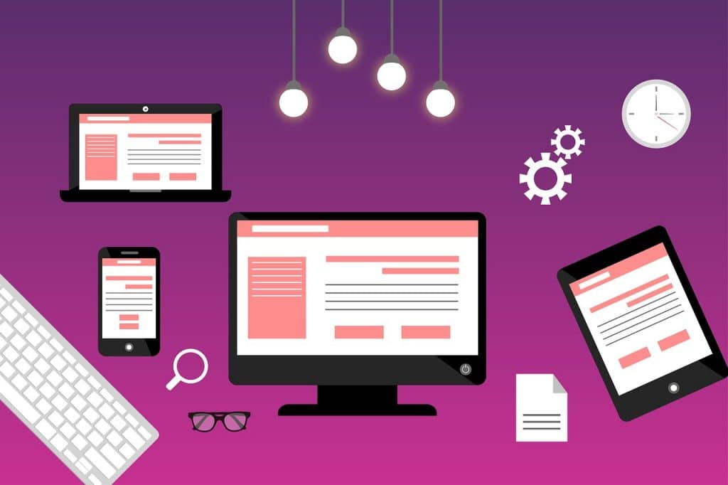 website, responsive, creative